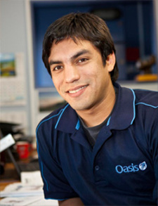 Felipe Aguilera - Oasis Engineering